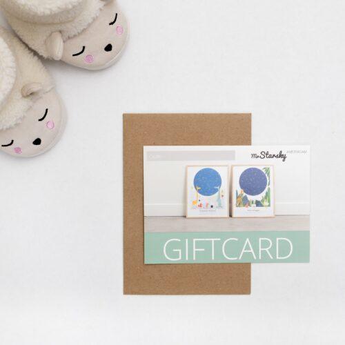 giftcard kraamcadeau babyshower MrStarskyAmsterdam